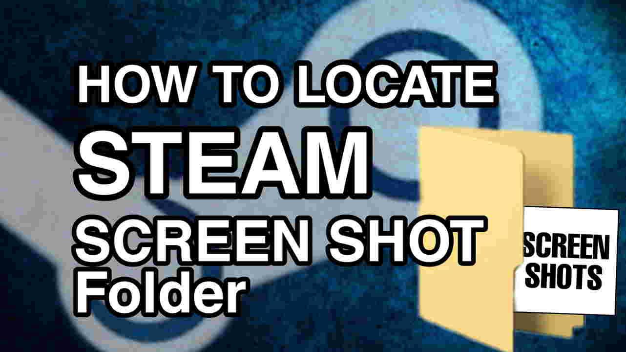 access-steam-screenshot-folder