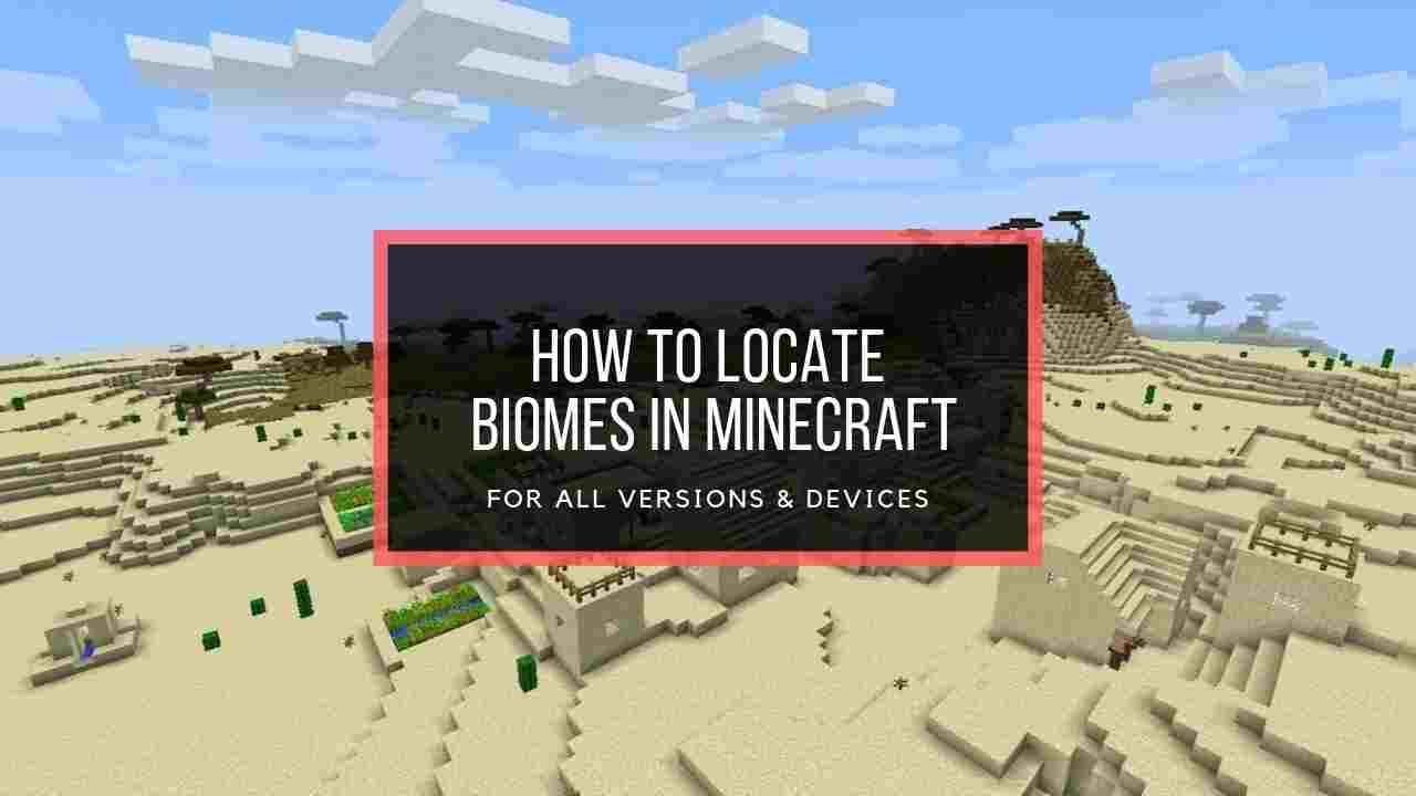 minecraft-biome-finder