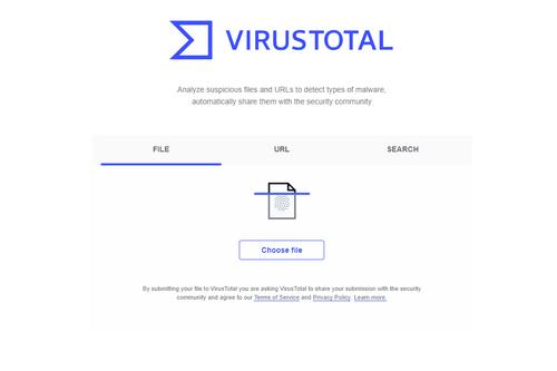 virustotal-ui-scan