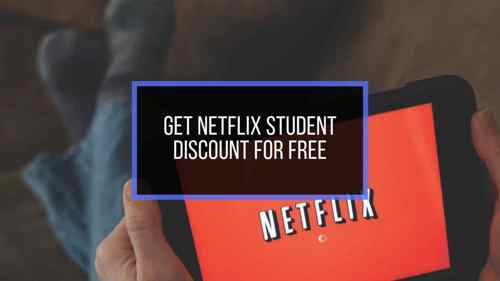 netflix-student-discount-free