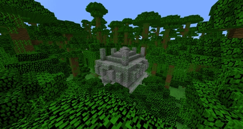 minecraft-jungle-temple