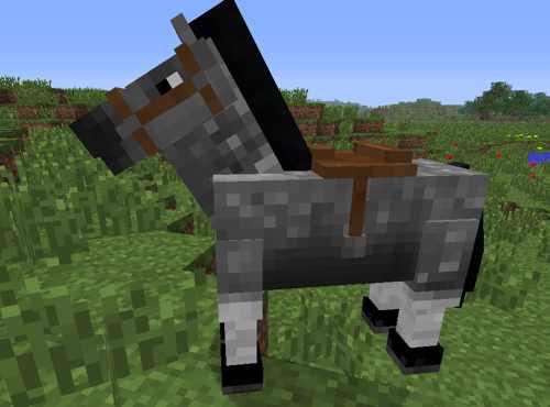 minecraft-saddle