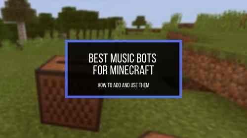 how to add-minecraft-music-bots