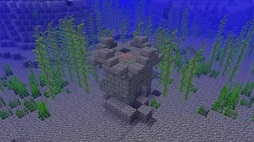under-water-ruin-in-mincraft