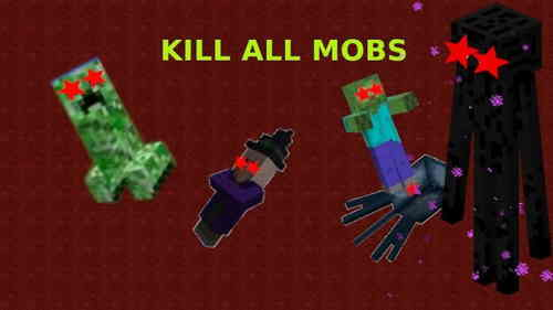 kill-all-mobs-in-minecraft