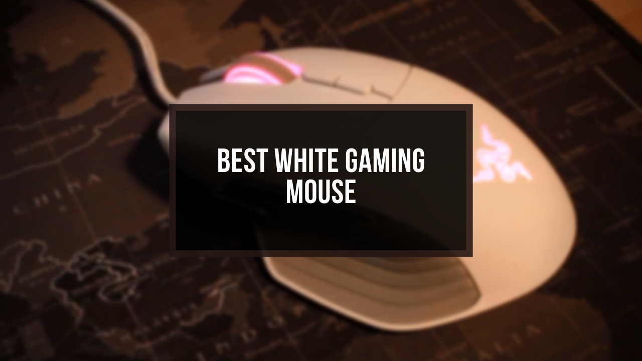 best-white-gaming-mouse