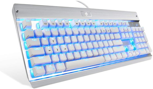 eagletec-kg011-white-keyboard