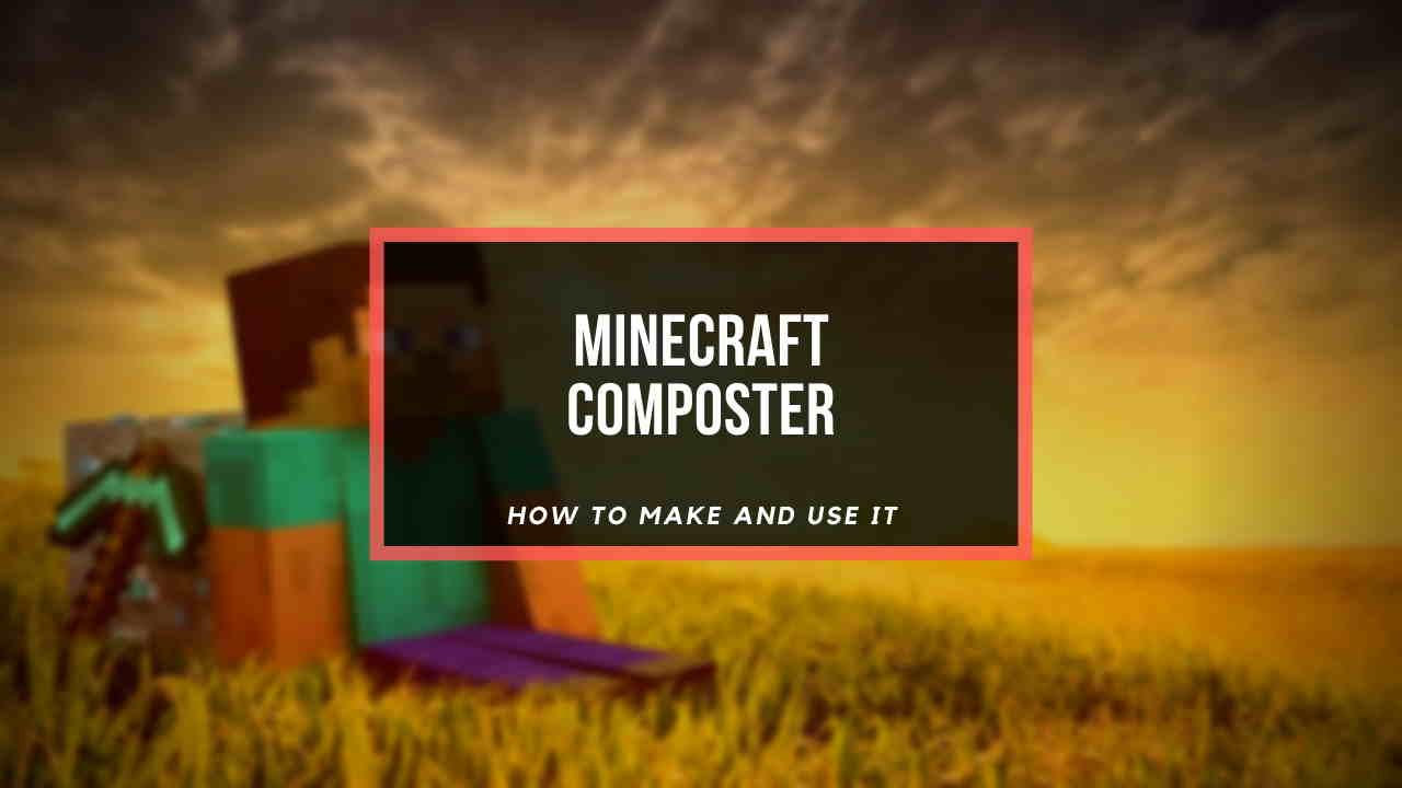 minecraft-composter