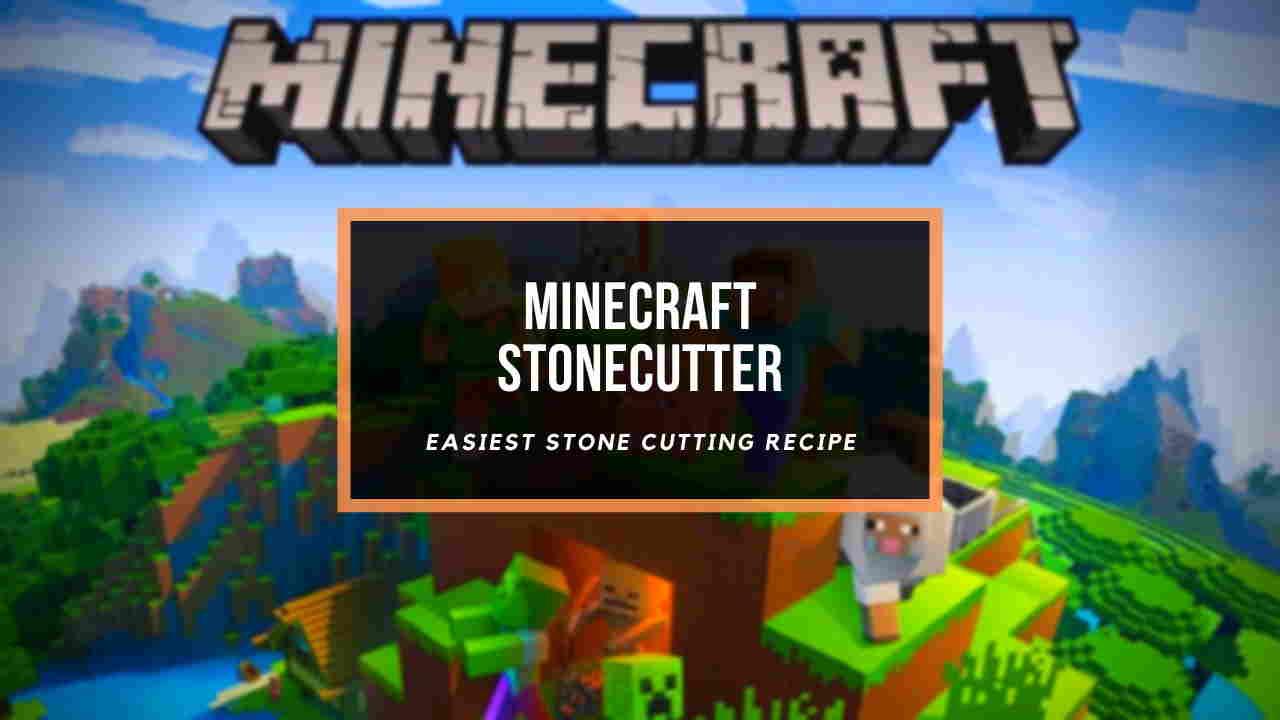 minecraft-stonecutter