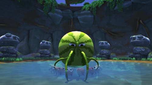 bugsnax-melon-boss