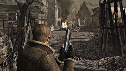 resident-evil-village-gunfight