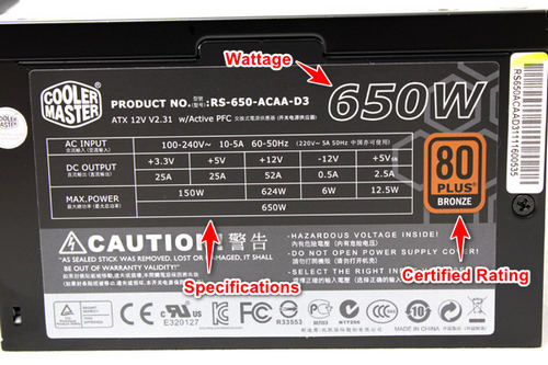 what-is-my-power-supply-wattage