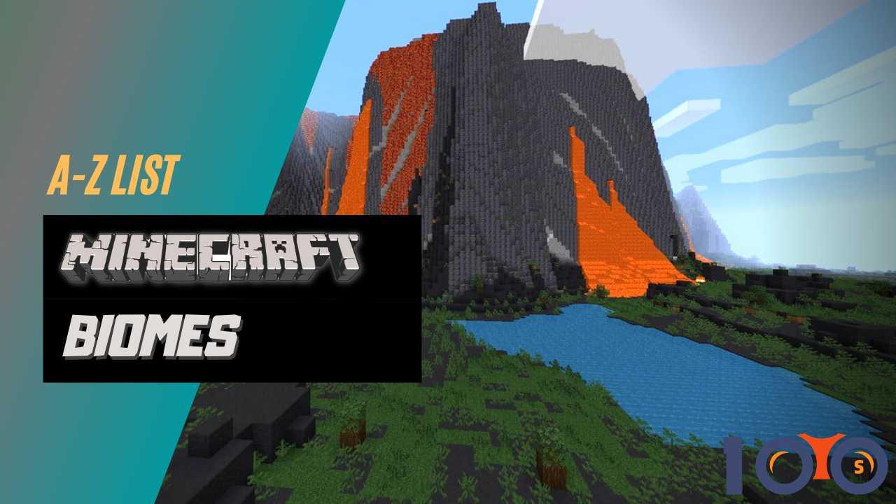all-minecraft-biomes