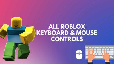 all-roblox-controls
