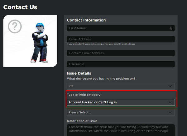 contact-roblox-account-hacked