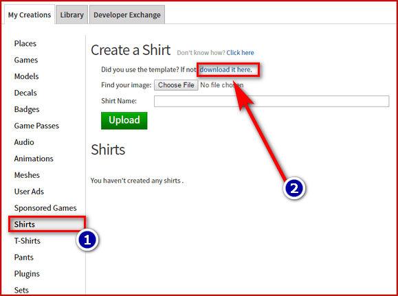 get-shirt-template-free