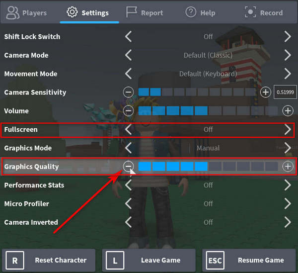 reduce-in-game-roblox-settings