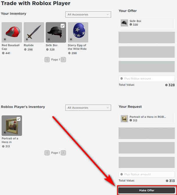 roblox-items-trade