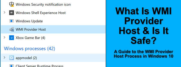 what-is-wmi-provider