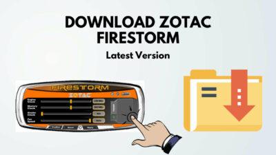 zotac-firestorm-download