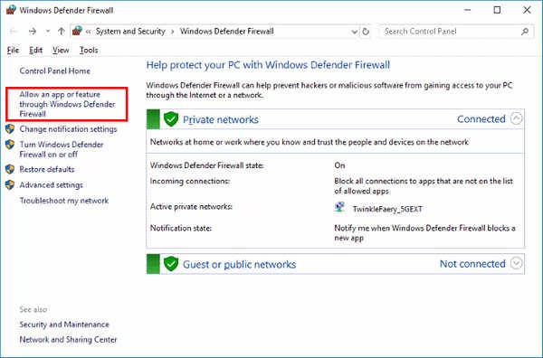 allow-app-through-firewall-windows-10