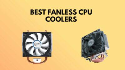 best-fanless-cpu-cooler