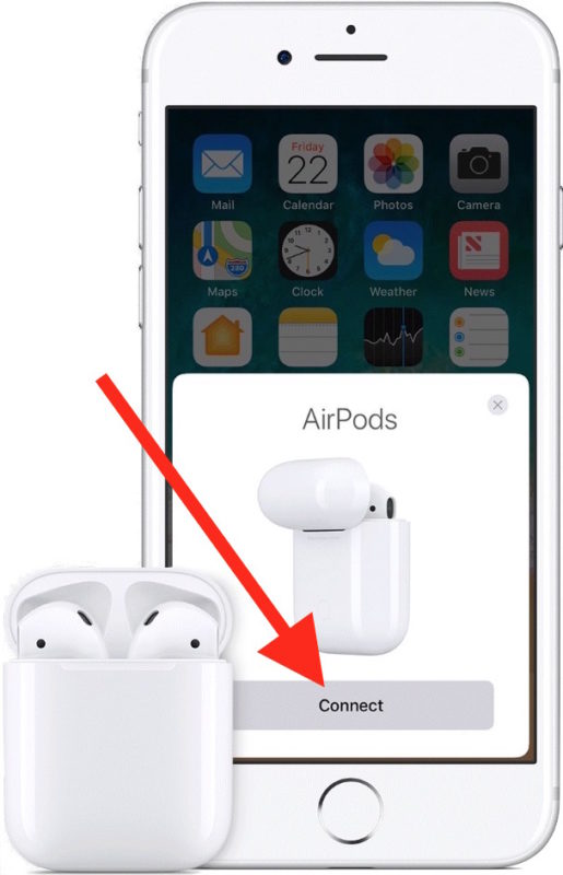connect-airpods-to-iphone