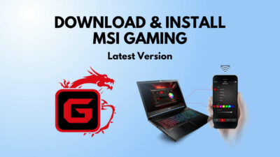 download-msi-gaming