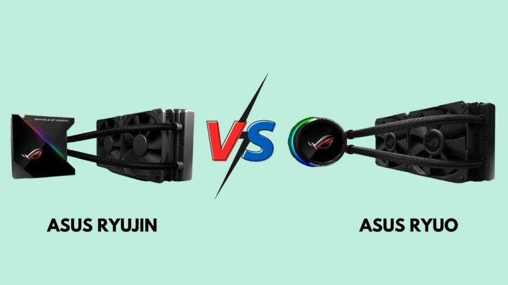 asus-ryujin-vs-asus-ryuo-cpu-cooler
