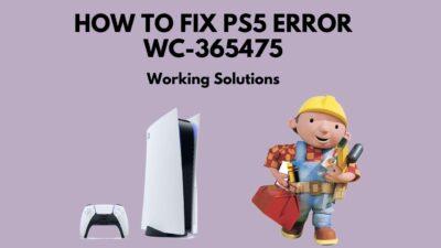 fix-ps5-error wc-365475