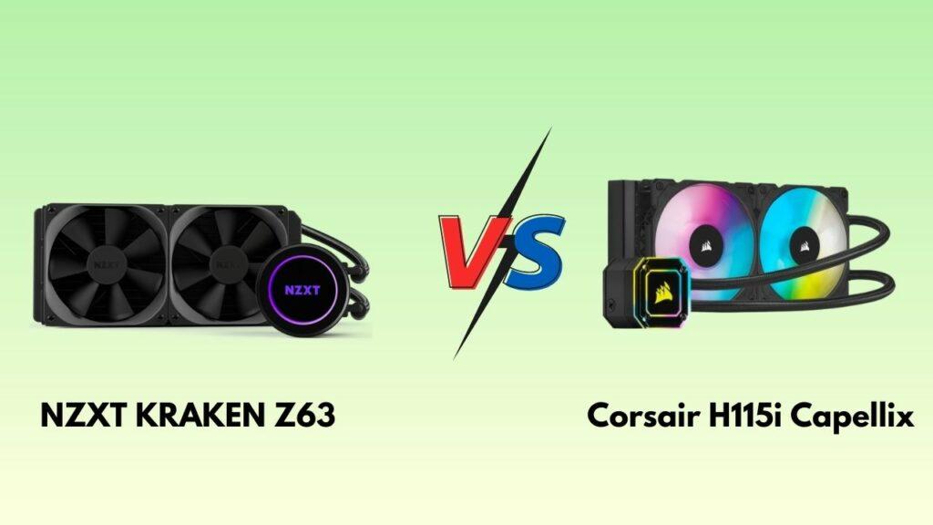 nzxt-kraken-z63-vs-corsair-h115i-capellix-elite