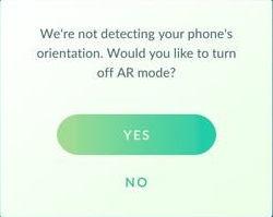 ar-mode-not-working-pokemon-go