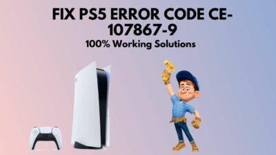 fix-error-code-ce-107867-9-ps5