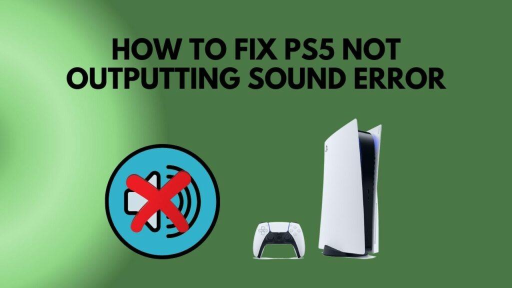 fix-no-sound-on-ps5