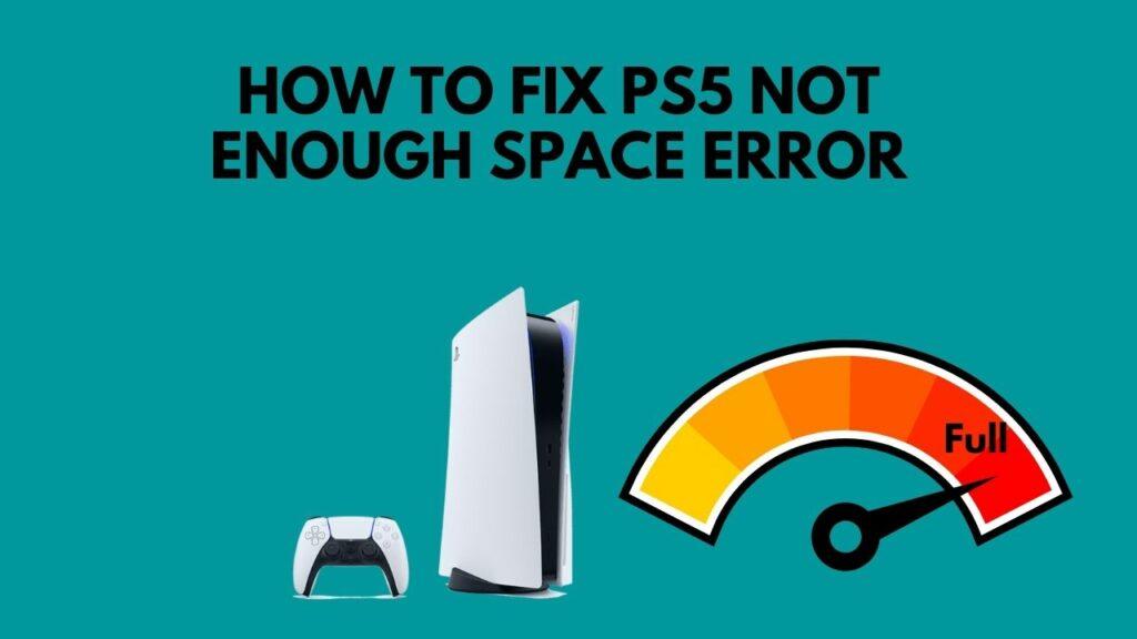 fix-ps5-dont-have-enough-storage