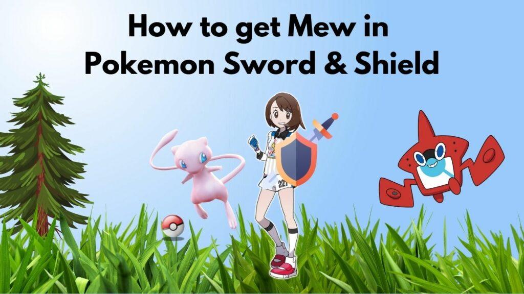 get-mew-pokemon-sword-shield