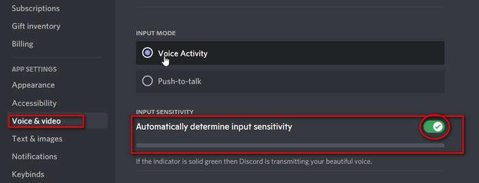 disable-discord-input-sensitivity