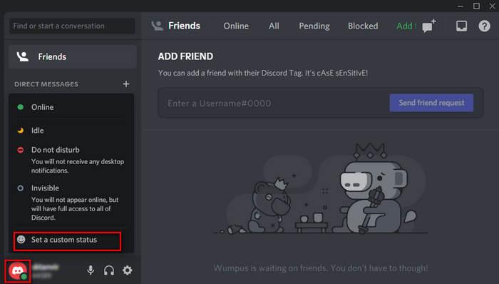 discord-custom-status