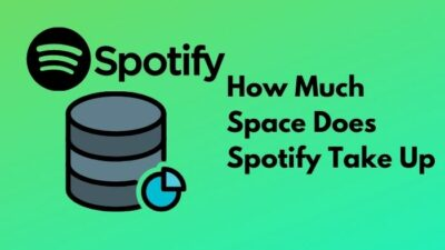 how-much-space-does-spotify-take-up