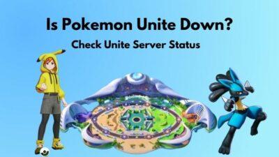 is-pokemon-unite-down-today