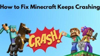 minecraft-keeps-crashing-error-fix